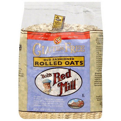 Red Mill Rolled Oat Gluten Free 32 Oz