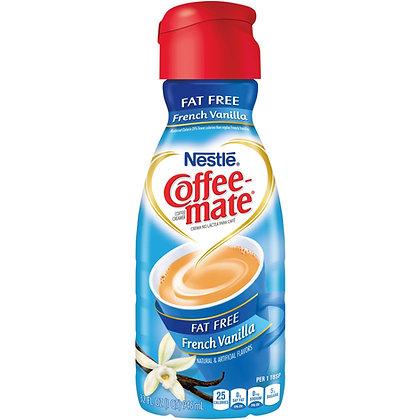 Coffee Matte French Vainilla Fat Free