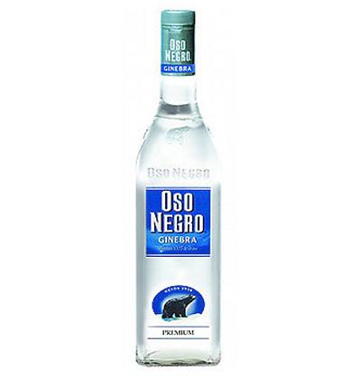 Gin Oso Negro lt.