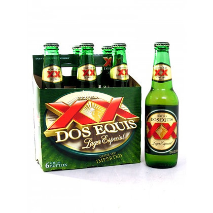 Dos X-Lager 6 pack