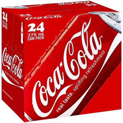 Cokes (case of 24)