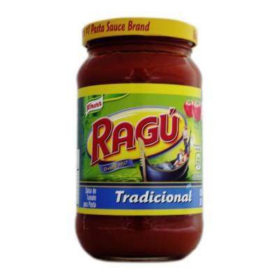 Ragú traditional 397 g