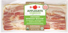 Applegate Organic Sunday Bacon
