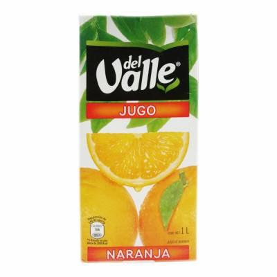 Orange juice Del Valle 1 lt