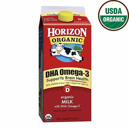 Horizon Organic Whole Milk 64 oz