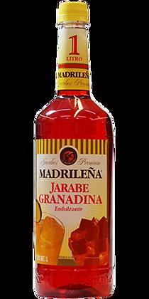 Madrileña Natural Syrup Grenadine (1L)