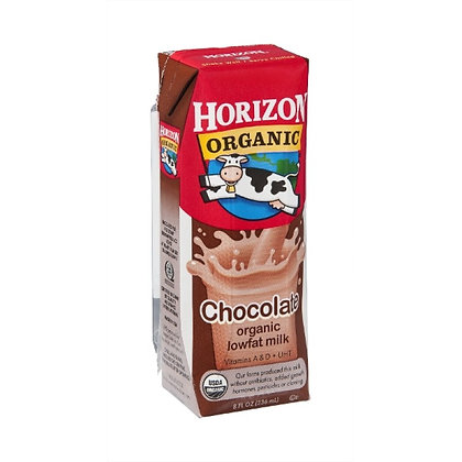 Horizon Organic Milk Chocolate 8 Oz
