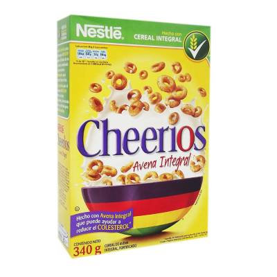 Cheerios whole oats 340  g