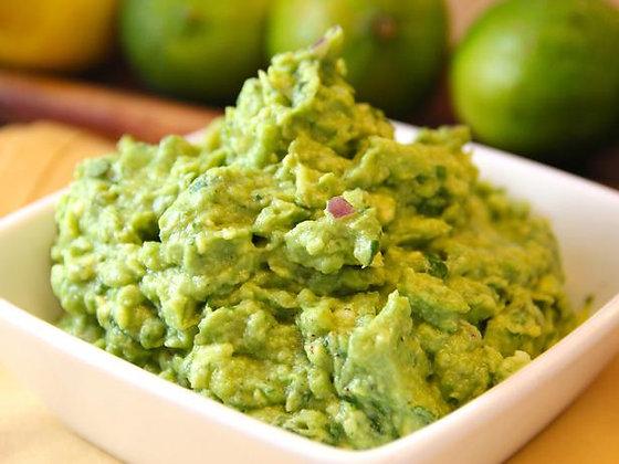 Fresh Guacamole (1 pt)