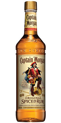 Captain Morgan's Spiced Rum (750 ml)