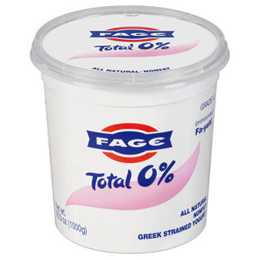 Fage Greek Yogurt Non Fat All Natural