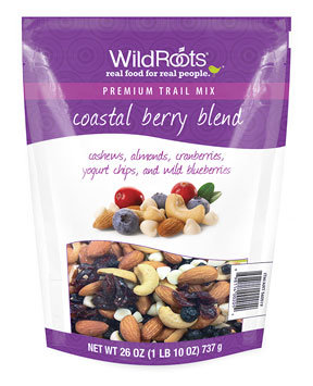 Wild Roots Fruit & Nut Mix