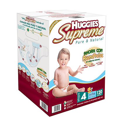 Huggies Supreme Stage 4