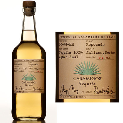 Tequila Casa Amigos Reposado