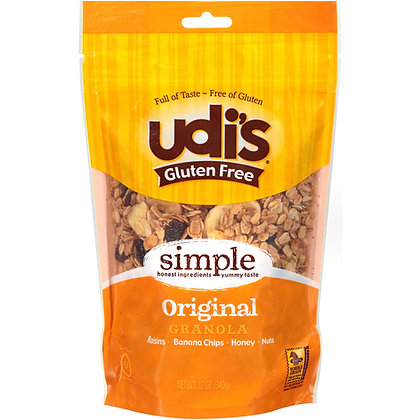 Udi's Gluten Free Original Granola 12oz