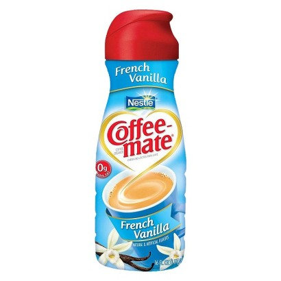 Coffee Mate French Vanilla 16oz