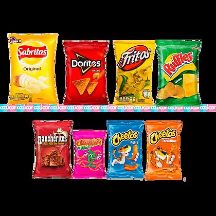 Sabritas Mix 30 bags