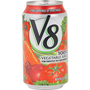V8 100% Juice Vegetable 1 L