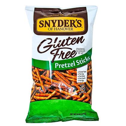 Snyders Of Hanover Pretzels Sticks Gluten Free 8 oz