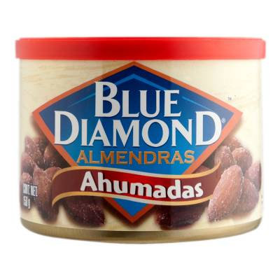 Smoked Almonds Blue Diamond 150 g
