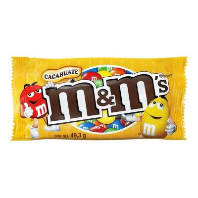 M and M s peanut