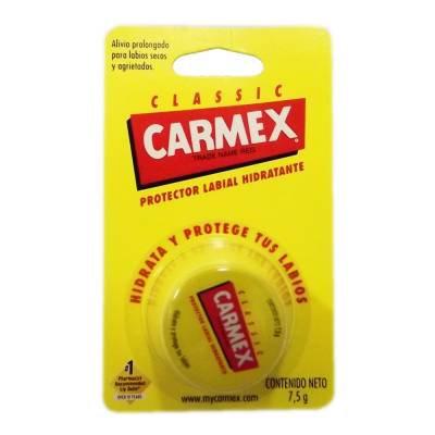 Carmex lip balm moisturizing classic 7.5 g