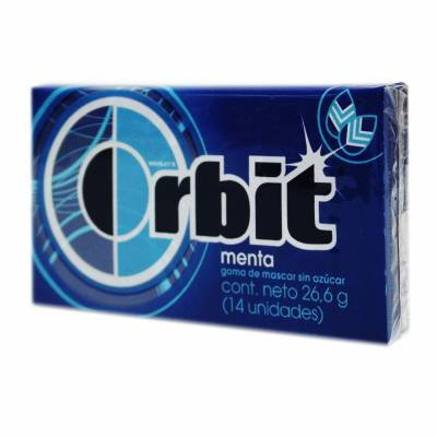 Orbit (mint)