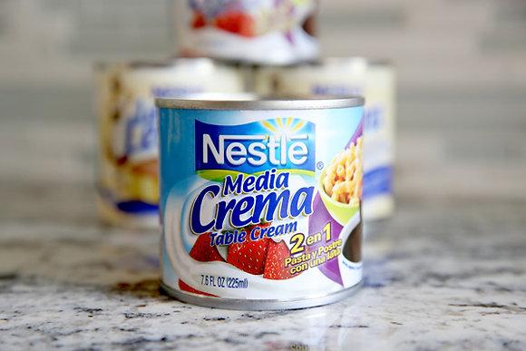 Media Crema Nestle