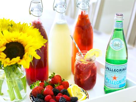 Fresh Flavored Lemonade
