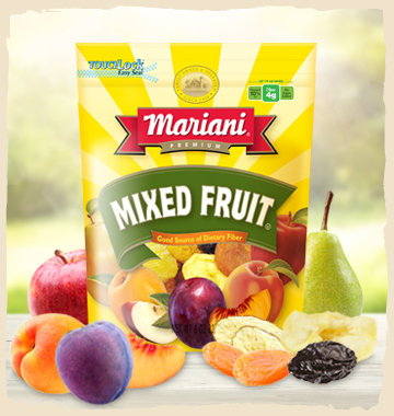 Mariani Mixed Dried Fruits