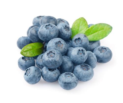 Blueberries costco size