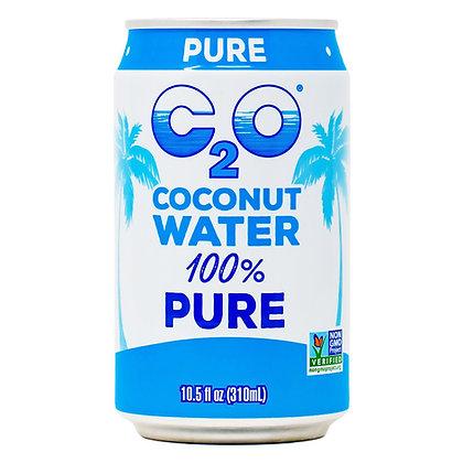 C20 Pure Coconut Water 10.5 oz