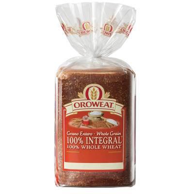 Oroweat 100% Whole Wheat