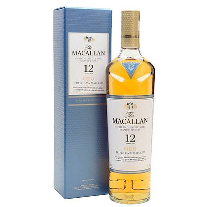 The Macallan Whisky 12 Years Old 700 ml