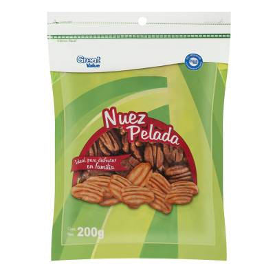 Pecan Nut Great Value 200 g