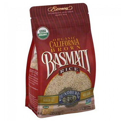 Lundberg Basmati Brown Rice Organic 2lb