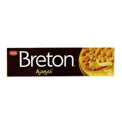 Breton Sesame Crackers