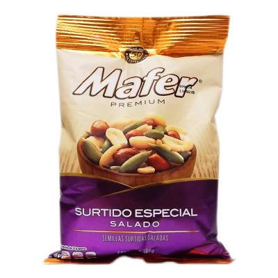 Mafer Peanuts premium special salted 180g