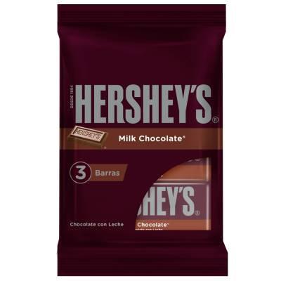 Hersheys Milk Chocolate 3 pack