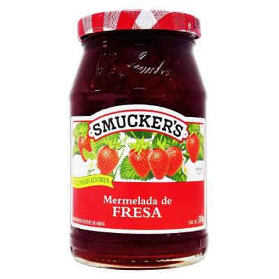 Smuckers Strawberry Jelly 510 g
