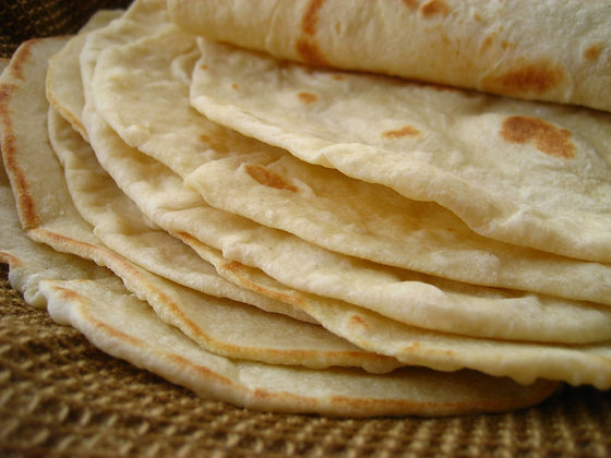 Flour Tortillas Burrito size (7)