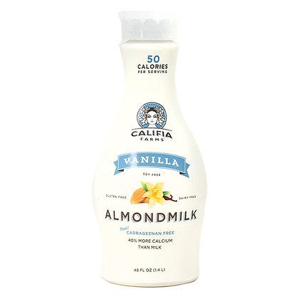 Califia Farms Almond Milk Vainilla Dairy Free 48 Oz