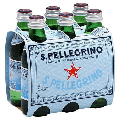 San Pellegrino Mineral Water 249 ml (24 pack)