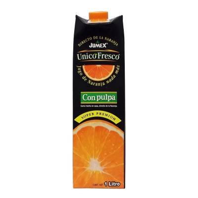 Orange Juice Jumex no pulp 1lt