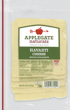 Natural Havarti Cheese 8oz