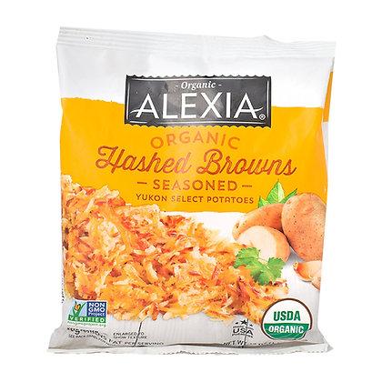 Alexia Hash Browns Seasoned Organic 16 oz