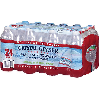 Crystal Geyser 24 pk