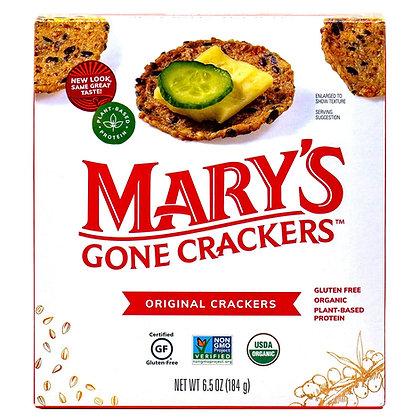 Mary's Gone Crackers Original Gluten Free 6.5 oz