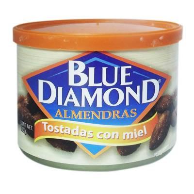 Blue Diamond Almonds toasted with honey 150 g
