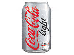 Light Coke Can (6 pack)